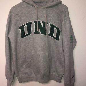 UND hoodie